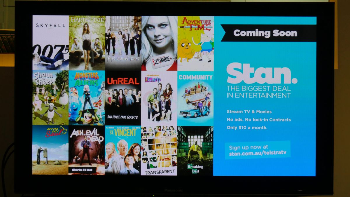 Review: Telstra TV – DigiTach   Latest Digital Technology News