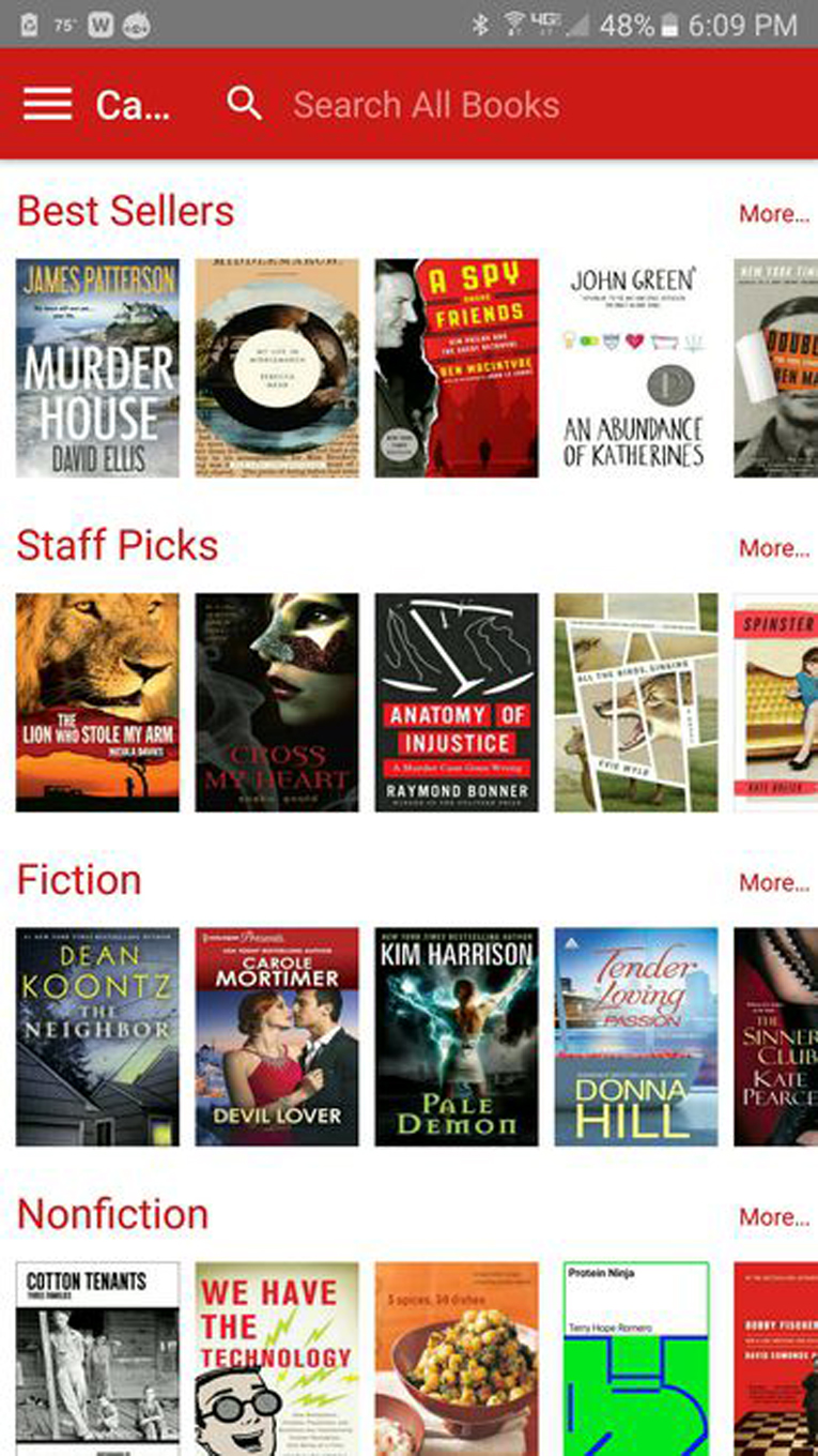 Download Free Ebooks From Your Local Library €� Here's How