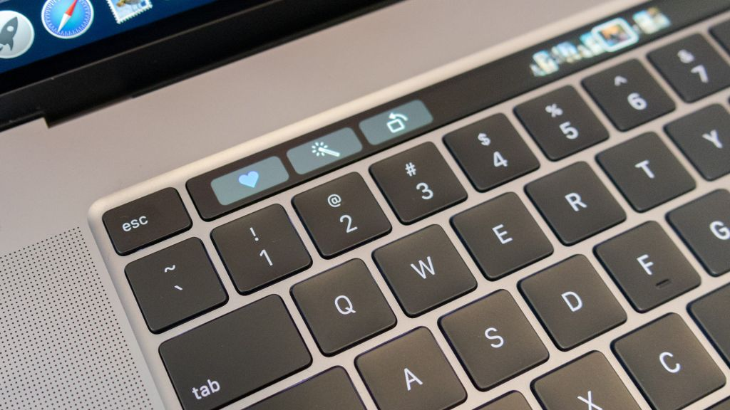 Apple MacBook Pro 16-inch could get new Touch Bar along ...